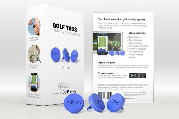 Golf Tags – the ultimate real-time golf tracking system