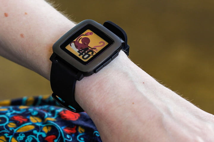 Pebble Time – Hands on Review