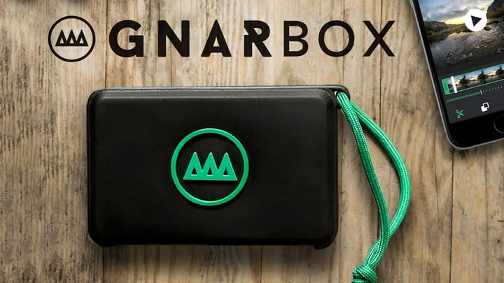 GNARBOX: Edit & Share HD Footage in Seconds