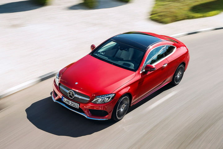 The all-new 2017 Mercedes-Benz MY2017 C300 and C300 4MATIC Coupe