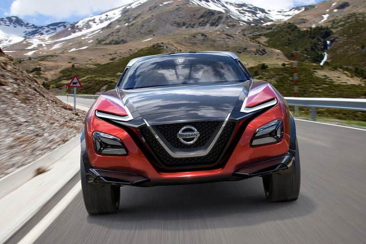 Introducing the Nissan Gripz Concept, a Radical Sports Crossover