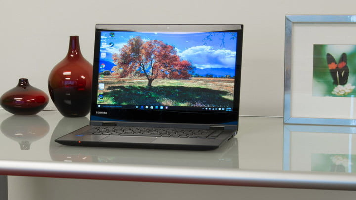 Toshiba Radius 14 2-in-1 laptop: Hands on review