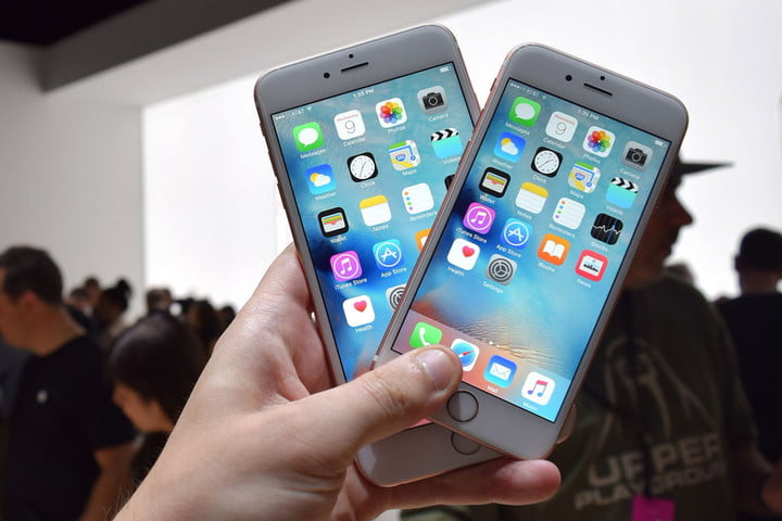 iPhone 6S – Hands on