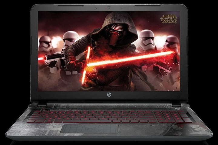 This HP Star Wars laptop isn't for scruffy-looking nerf herders