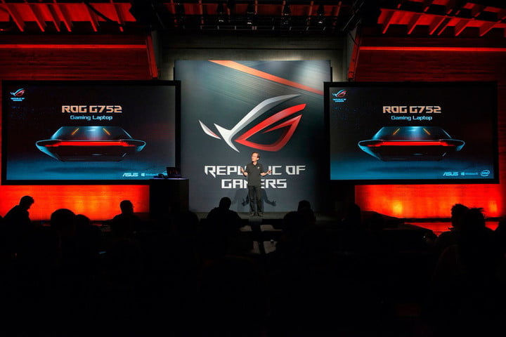Asus announces a raft of new products at ROG Unleashed