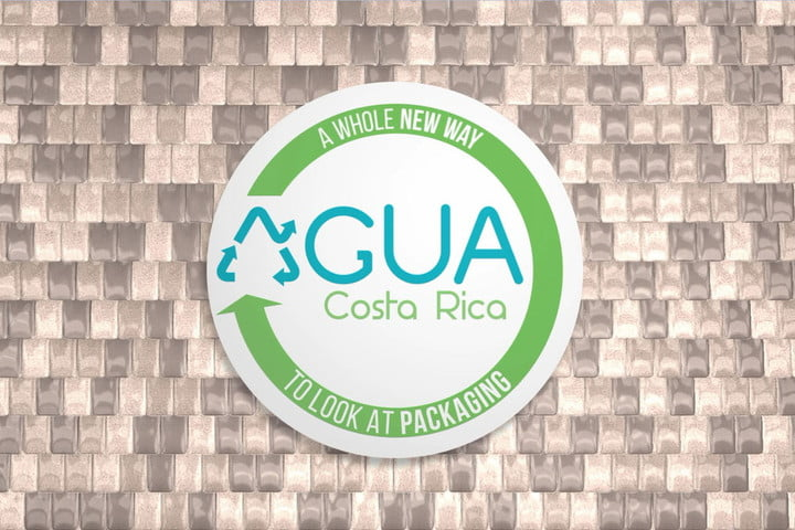 'A'Gua Water Bottles Were Designed to Become Roof Tiles