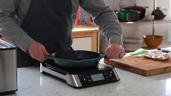 The Oliso SmartHub Brings Sous Vide to Countertops