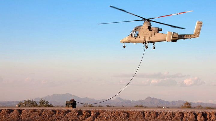 Lockheed Martin's autonomous firefighting helicopter is nearly ready for deployment