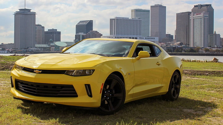 2016 Chevrolet Camaro First Drive