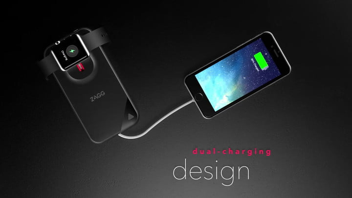 Zagg's Battery Pack Charges Your iPhone and Apple Watch