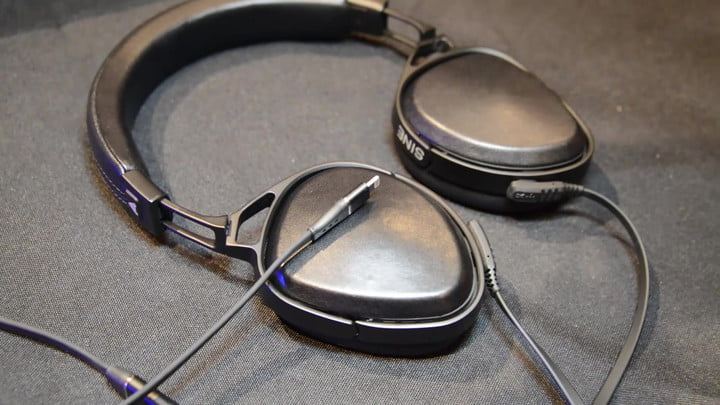 Hands on: Audeze Sine headphones and Cipher cable