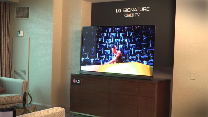 LG unveils new 4K Ultra HD OLED TVs, with HDR and more