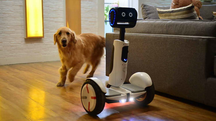 This Robot Butler is a Intel-Segway Lovechild