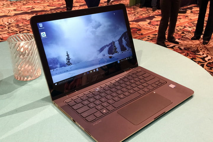 HP Spectre x360 Hands-on: When OLED met the 2-in-1