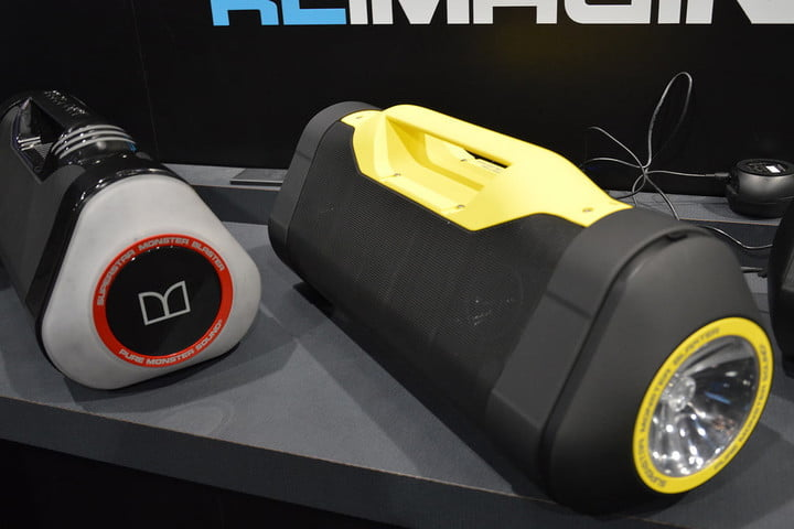 Monster Brings The Boombox Back, Shows off Element Cans