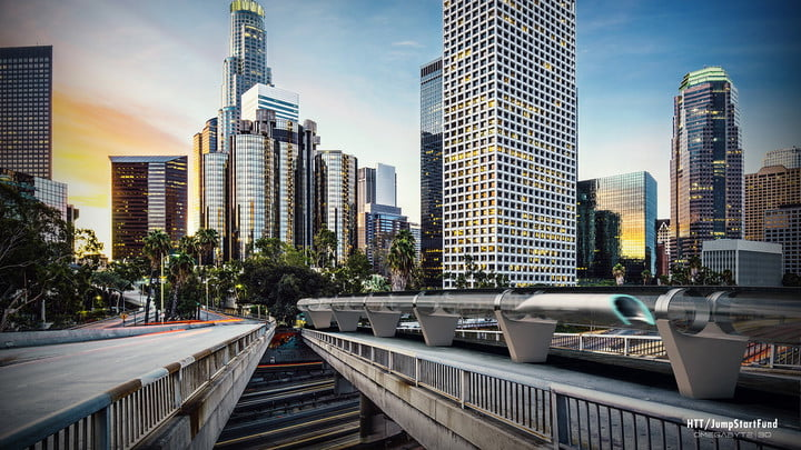 Elon Musk's Hyperloop System Inches Closer to Reality