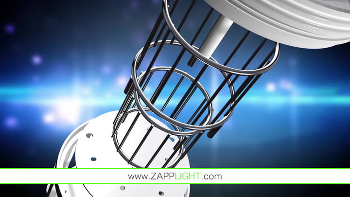 ZappLight Is an LED Bulb With a Bug Zapper