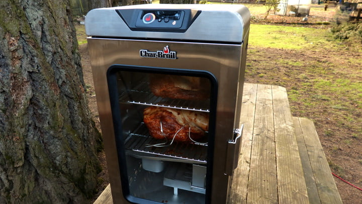 Char-Broil Smart Digital Electric Smoker Review