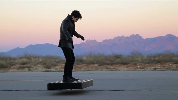 ArcaBoard Updates Show Hoverboard In Action in New Video