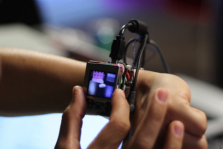 Your Next Smartwatch May Recognize Gestures