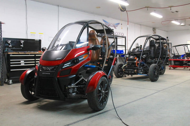Arcimoto SRK Electric Car | Mark Frohnmayer Interview