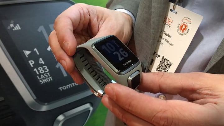 TomTom Golfer 2: Hands-on, Features, Price, Release