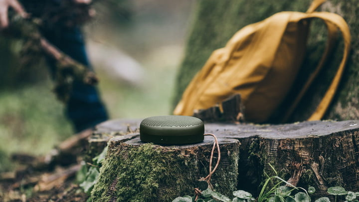 Bang & Olufsen Beoplay A1 Bluetooth Speaker Out Now