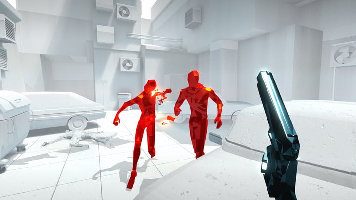 Time-Warping FPS Superhot Coming to Xbox One in May