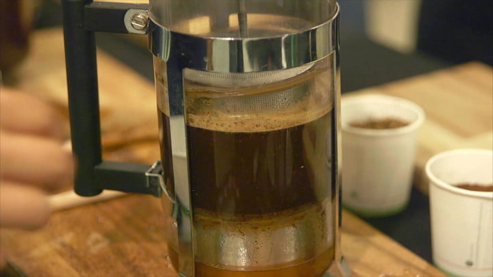 Simpli Press Gives French-Pressed Coffee Without the Mess