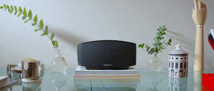 Oppo Sonica Wireless Speaker Available Now