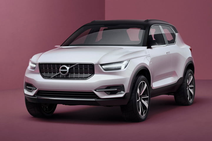 Volvo Presents Concept 40.1 and 40.2