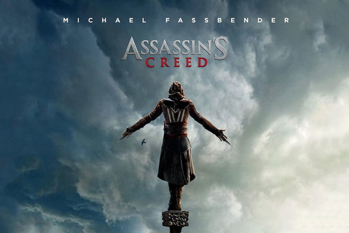 Assassin's Creed Movie Poster Highlights Viewpoints