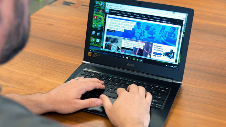 Acer Aspire S 13 (2016) Review