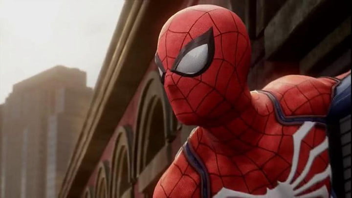 'Spider-Man' swings onto the PlayStation 4 at E3