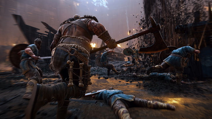 For Honor Single-Player Footage Revealed at E3 2016
