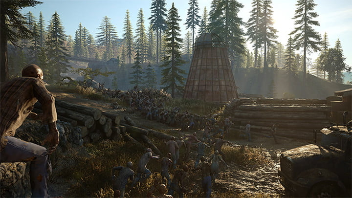 Sony Bend Unveils and Showcases 'Days Gone' at E3 2016