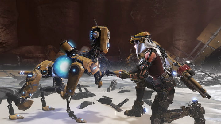Keiji Inafune's ReCore Gets Fresh Gameplay Footage