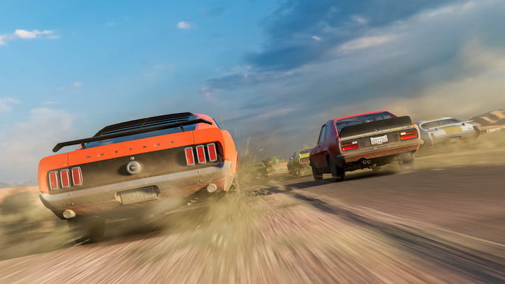 Forza Horizon 3 Shows Off Co-Op Gameplay Down Under
