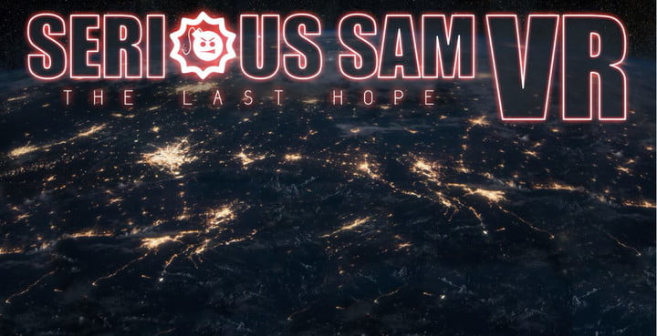 'Serious Sam VR' Brings Frantic FPS Action to Vive, Oculus