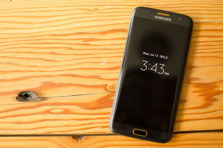 Samsung Unveils an Olympic Edition of the Galaxy S7 Edge