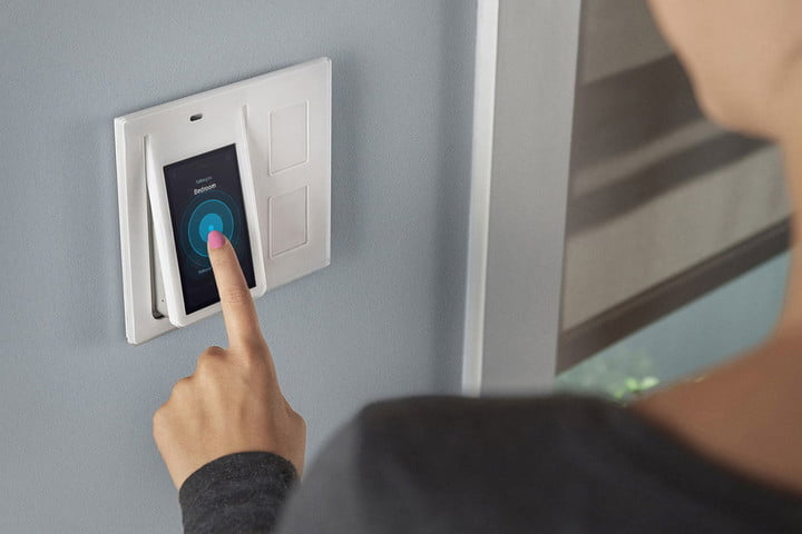 Wink's Relay Light Switch Works With Uber, Fitbit, and IFTTT