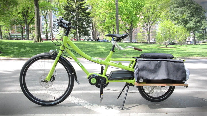 The Yuba Spicy Curry is Part Pickup Truck, Part Bicycle