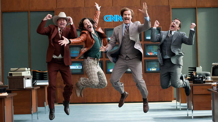 'Anchorman 2: The Legend Continues' review
