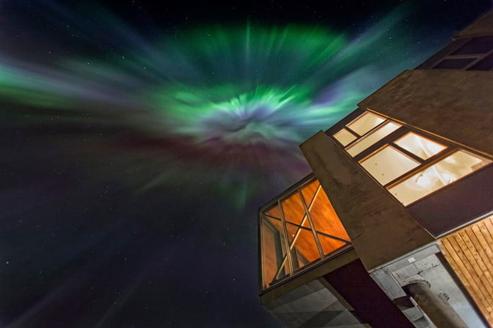 Iceland's ION Adventure Hotel Lets you Sleep Next to a Volcano