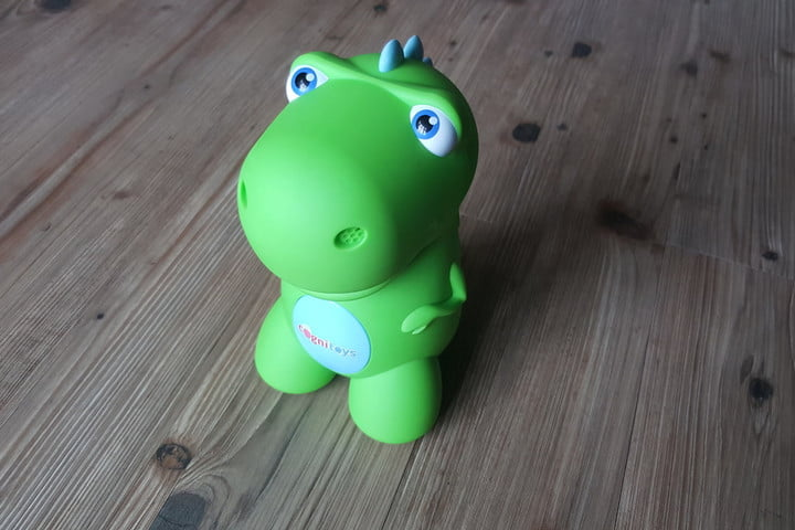CogniToys Dino Toy Review (with IBM Watson)