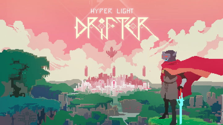 'Hyper Light Drifter' Explores Console Realms in July
