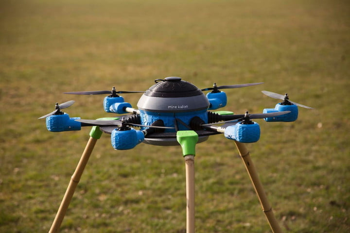 Kickstarter to Use Drones to Rid The World Of Landmines