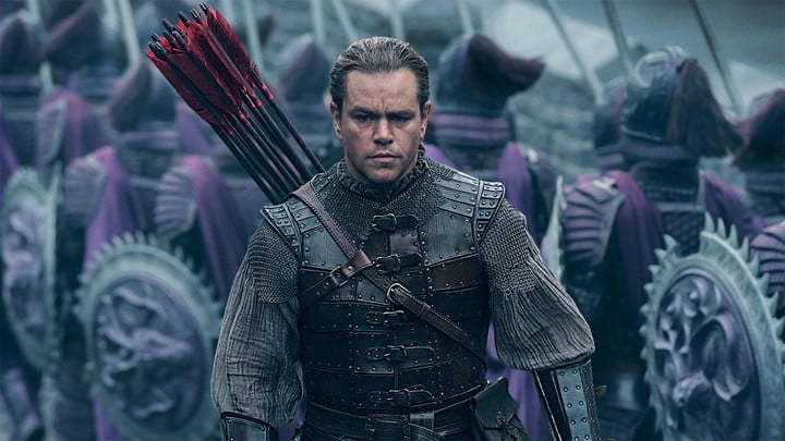 'The Great Wall' Review: Great Beauty, Weak Foundation