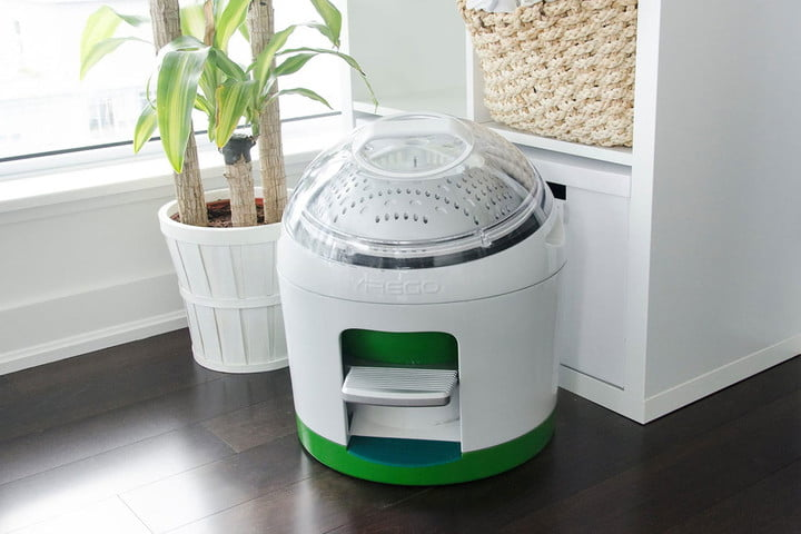 The Drumi Is a Foot-Powered Washing Machine
