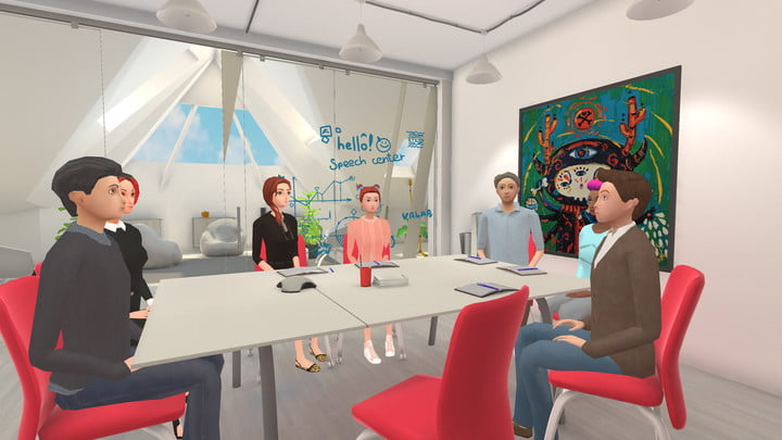 Speech Center VR Aims to End Your Fear of Public Speaking
